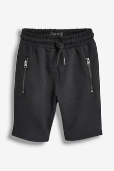 Zip Pocket Shorts (3-16yrs)