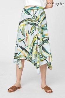 Thought Green Garabina Skirt