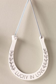Horseshoe Hanging Decoration