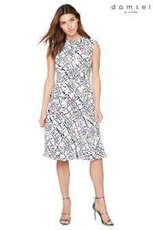 Damsel In A Dress Multi Marin Animal Print Dress