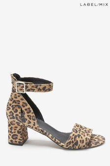 Mix/Shoe The Bear Heeled Sandals