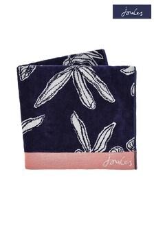 Joules Crayon Floral Beach Towel