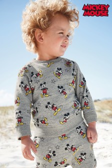 Mickey™ All Over Print Crew (3mths-8yrs)