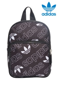 adidas Originals Black Graphic Backpack
