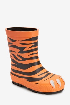 Tiger Wellies (Younger)