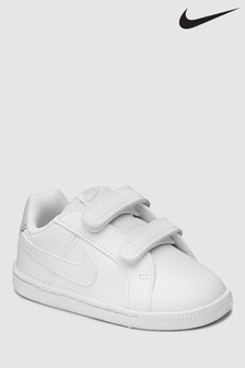 Nike White Court Royale Infant