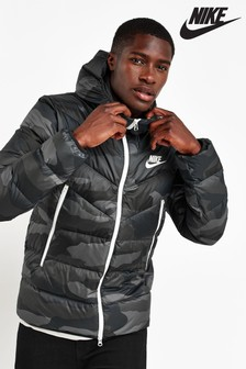 Nike NSW Down Fill Camo Jacket