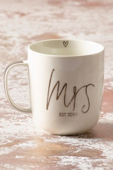 Est In 2019 Mrs Mug