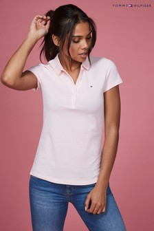Tommy Hilfiger Pink Chiara Polo