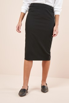 Tailored Fit Suit: Pencil Skirt