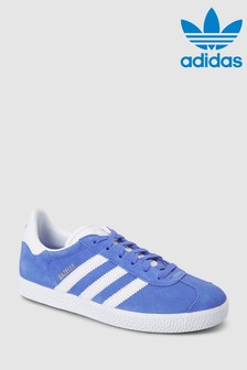 28ceef19a3e adidas Originals Lilac Gazelle Youth