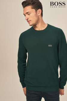 2d871a9772f9 Buy Men s knitwear Knitwear Boss Boss from the Next UK online shop