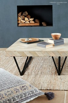 French Connection Parquet Coffee Table