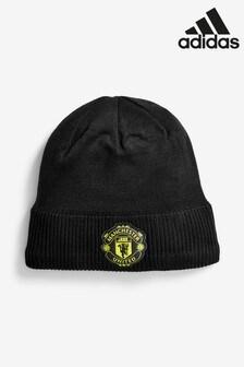 adidas Manchester Untied Black Beanie