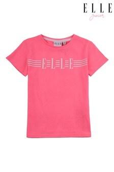ELLE Linear Logo T-Shirt