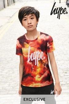 T-shirt Hype imprimé