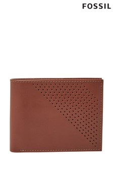 Fossil™ Dom Leather Bifold Wallet