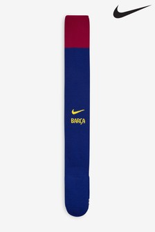Nike Navy FC Barcelona 2019/2020 Home Socks