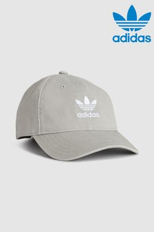 adidas Originals Grey Acid Wash Cap