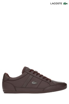 Lacoste® Brown Chaymon Trainer