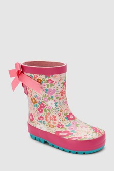 Tie Wellies (Younger)