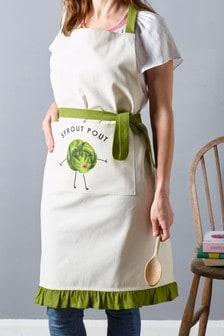 Sprout Pout Apron