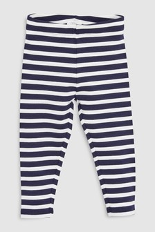 Breton Stripe Leggings (3mths-7yrs)