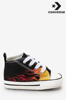 Converse Flame Chuck High Baby Trainers