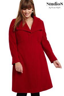 Studio 8 Red Hayley Coat