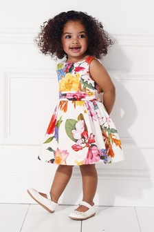 Bright Floral Prom Dress (3mths-7yrs)
