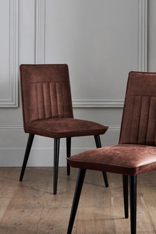 Set Of 2 Fletcher Dining Chairs