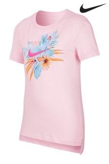 T-shirt Nike Tropical à fleurs