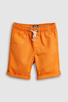 Pull-On Shorts (3-16yrs)