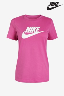 2dc5a74d4 Women's tops Nike T-Shirts Pink Tshirts | Next Ireland
