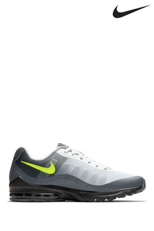 Nike Grey Air Max Invigor Trainers