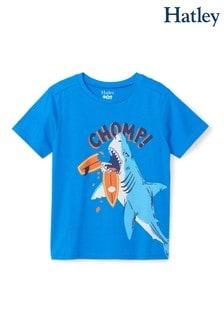 Hatley Chomping Shark Graphic T-Shirt