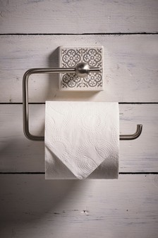 Brocante Toilet Roll Holder