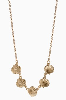 Shell Short Necklace