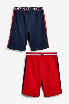 2 пижамных комплекта с шортами (3-16 лет)