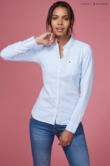 Buy Women s tops Tops Shirts Shirts Tommyhilfiger Tommyhilfiger from ... a478485570