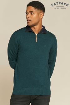 98bea85d3cd Men's Branded Fashion Fat Face Jumpers Fatface | Next Ireland