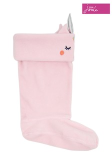 Joules Smile Girls Character Welly Socks