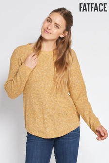 FatFace Golden Haze Harpenden Jumper