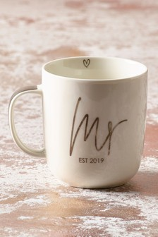 Est. In 2019 Mr Mug