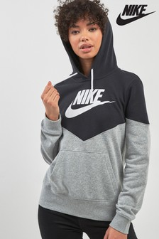 Sweat à capuche Nike Heritage colour-block