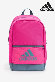 adidas Pink/Grey Classic Backpack