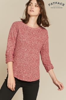 FatFace Roasted Red Harpenden Jumper