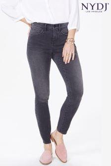 NYDJ Dark Grey Ami Skinny Jean