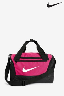 Nike Brasilia Black/Pink Training Duffle Bag