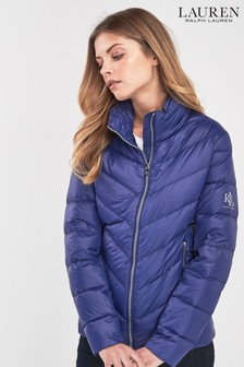 Lauren Ralph Lauren® Navy Padded Jacket